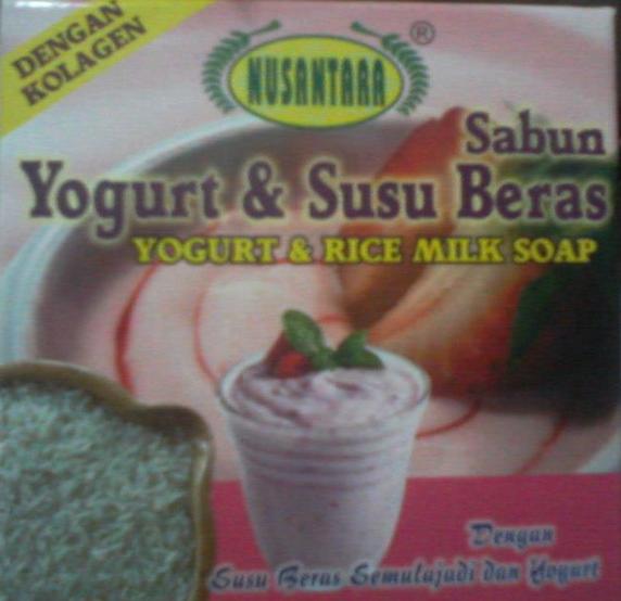 SABUN YOGURT