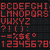 Downloads: Fonte LED vermelho (PSD)