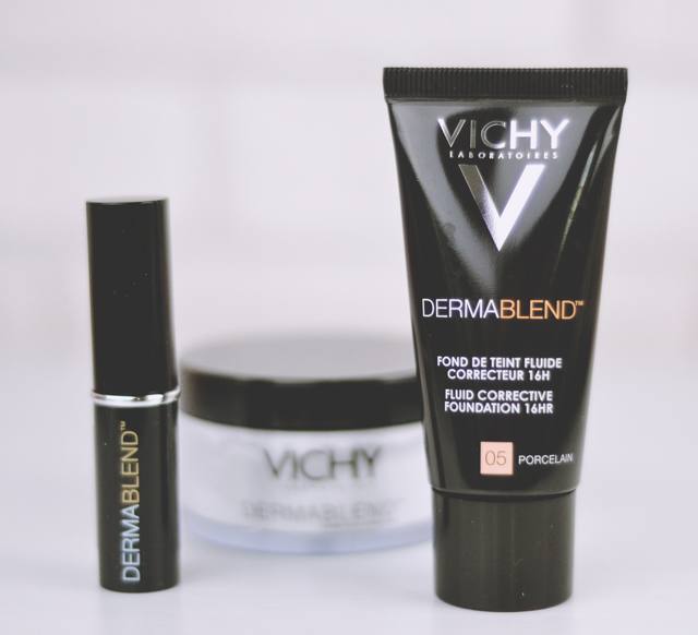 Vichy Dermablend Make Up Review