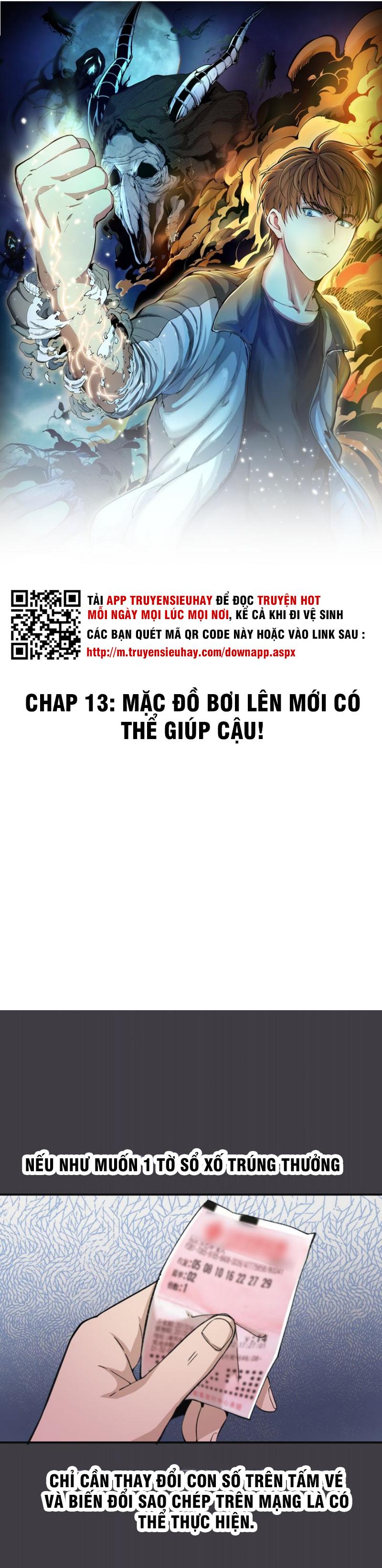 Cao Đẳng Linh Hồn - Chap 13