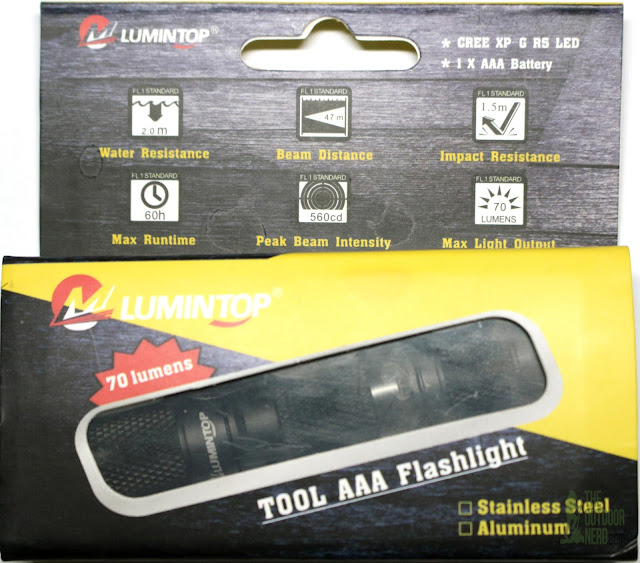 Lumintop Tool AAA Flashlight - In Box 1