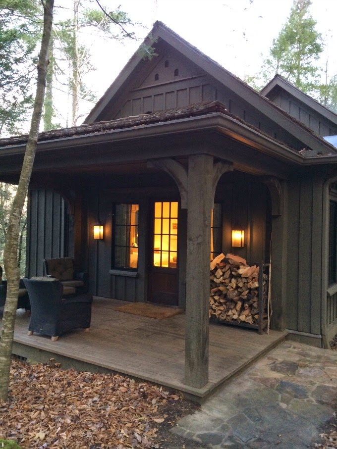 cottage at Blackberry Farm