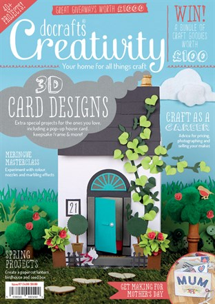 Creativity Magazine February Edition