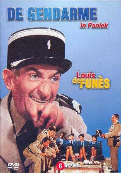 Cảnh Sát Và Những Nữ Thực Tập Sinh - Le Gendarme Et Les Gendarmettes