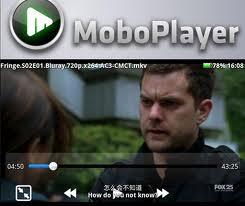 MoboPlayer aplicación para ver videos en Android