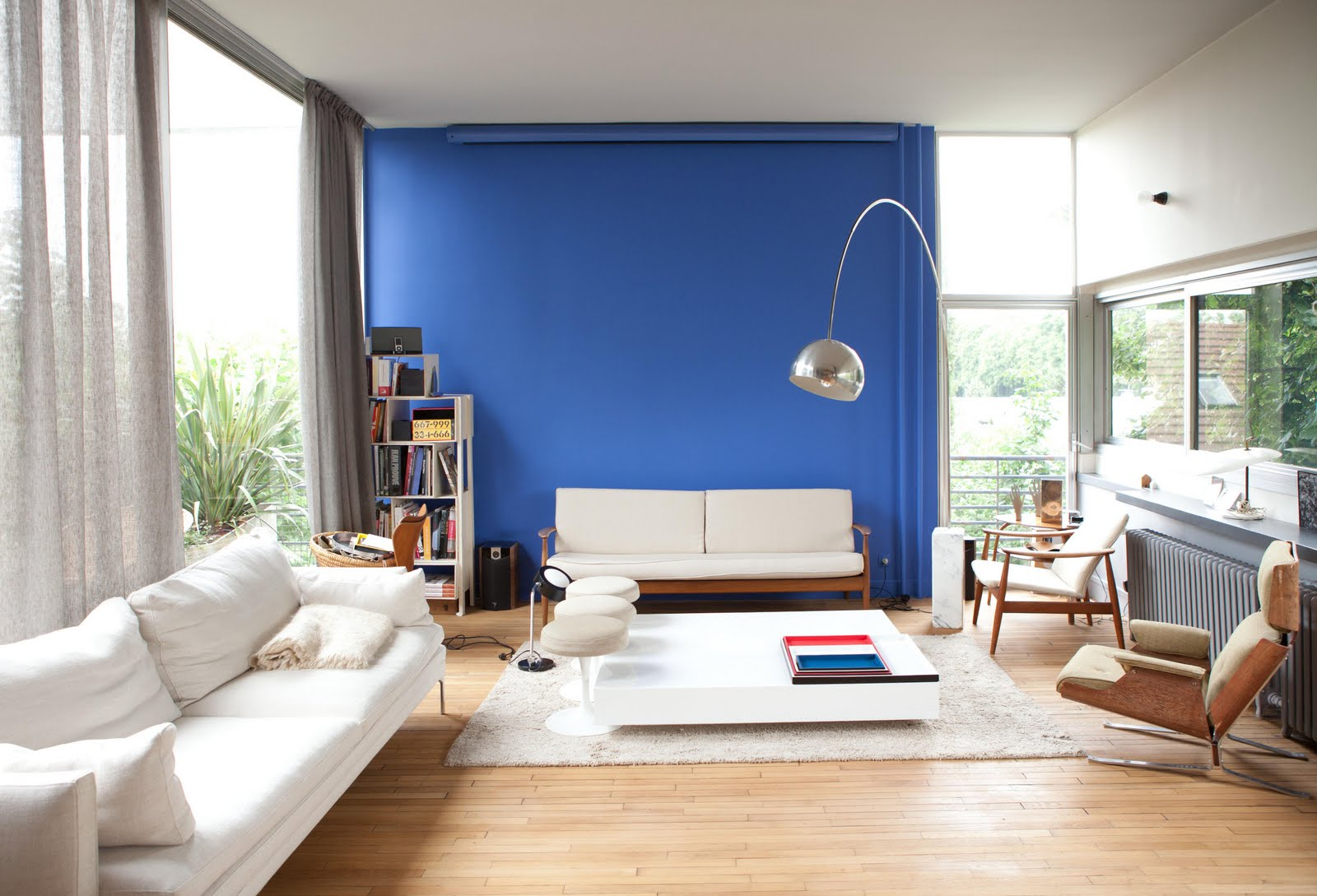 Aur lie berthet 2010 r amenagement d 39 un appartement le corbusier - Appartement le corbusier ...