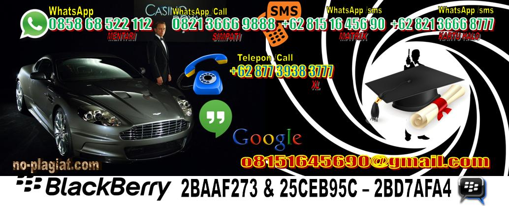 Jasa Skripsi Batam •» WhatsApp+62821-3666-8777