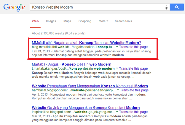 Apa Itu Search Engine Optimization (SEO) | Mengenal SEO | MMufidLuthfi