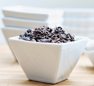 raw cocoa / cacao nibs