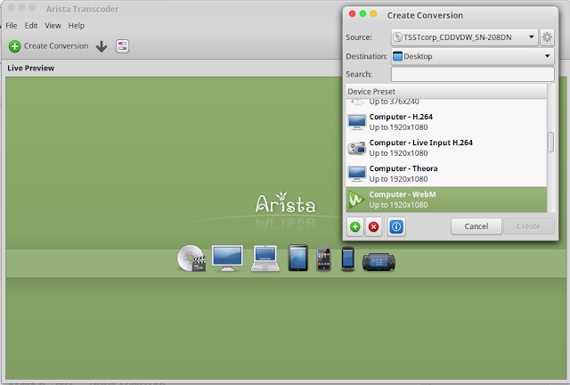 Convert Any Audio Video in Linux With Arista Transcoder arista transcoder linux arista transcoder linux mint arista transcoder linux download arista transcoder as linux audio video converter arista transcoder audio video converter linux