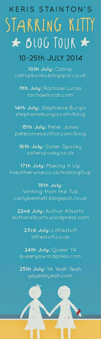 Starring Kitty Blog Tour