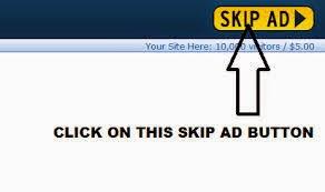 skip ad button