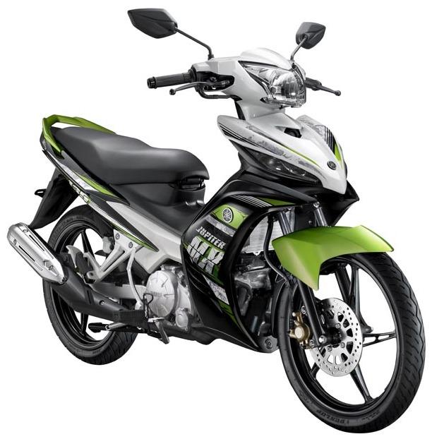 Spesifikasi Motor Yamaha Jupiter Mx New 2013