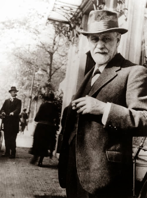 Mr Freud!