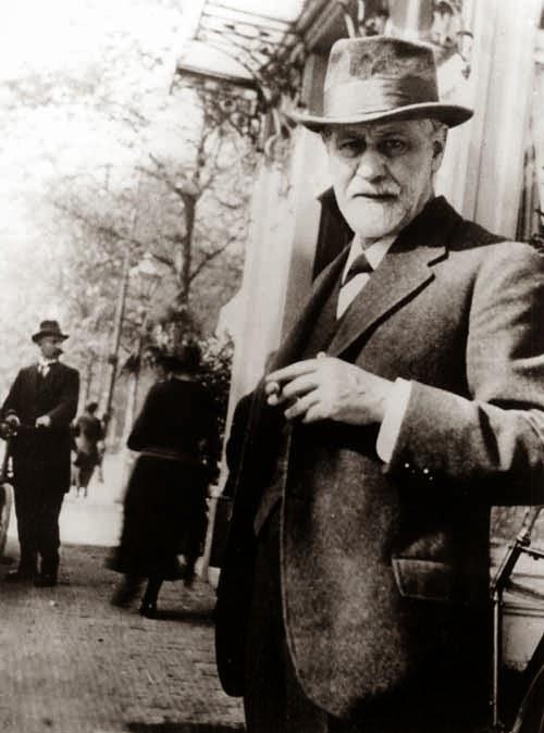 Mr Freud!