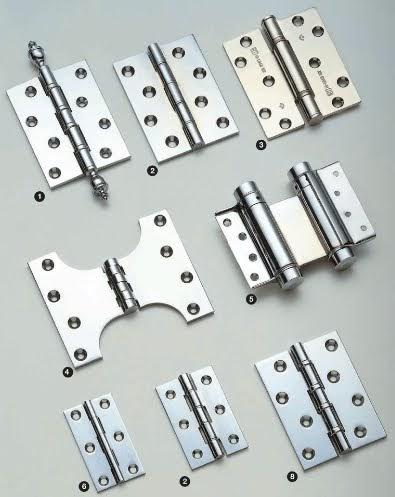 Bisagras para puertas portones puertas de madera - Bisagras puertas metalicas ...