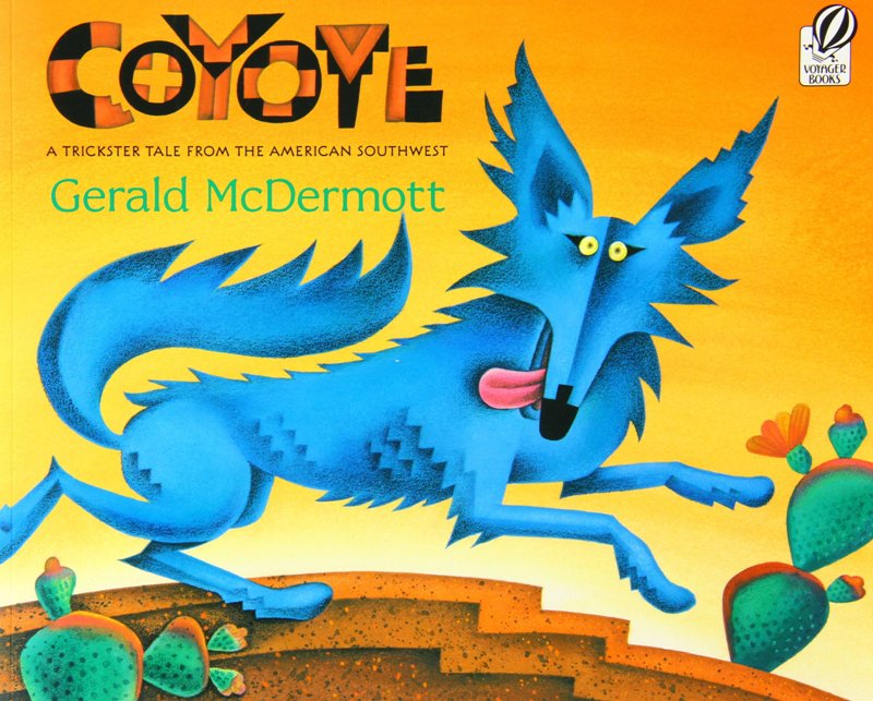 Trickster Tales from around the World, retold by Gerald McDermott ...