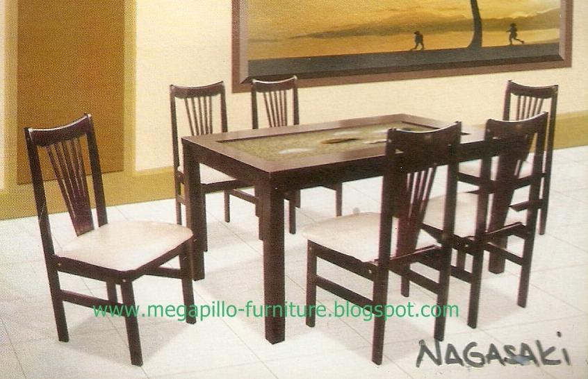 Megapillo Furniture Spring Bed Online Shop Meja Makan