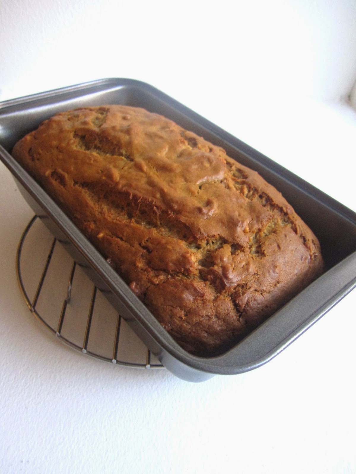 how to make bananas brown for banana bread