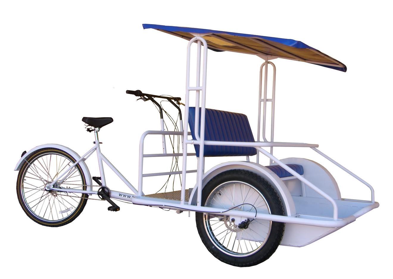 Yo y mis circunstancias cargo bikes for Bicicletta per tre persone