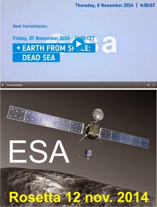 ESA - Agencia Espacial Europea