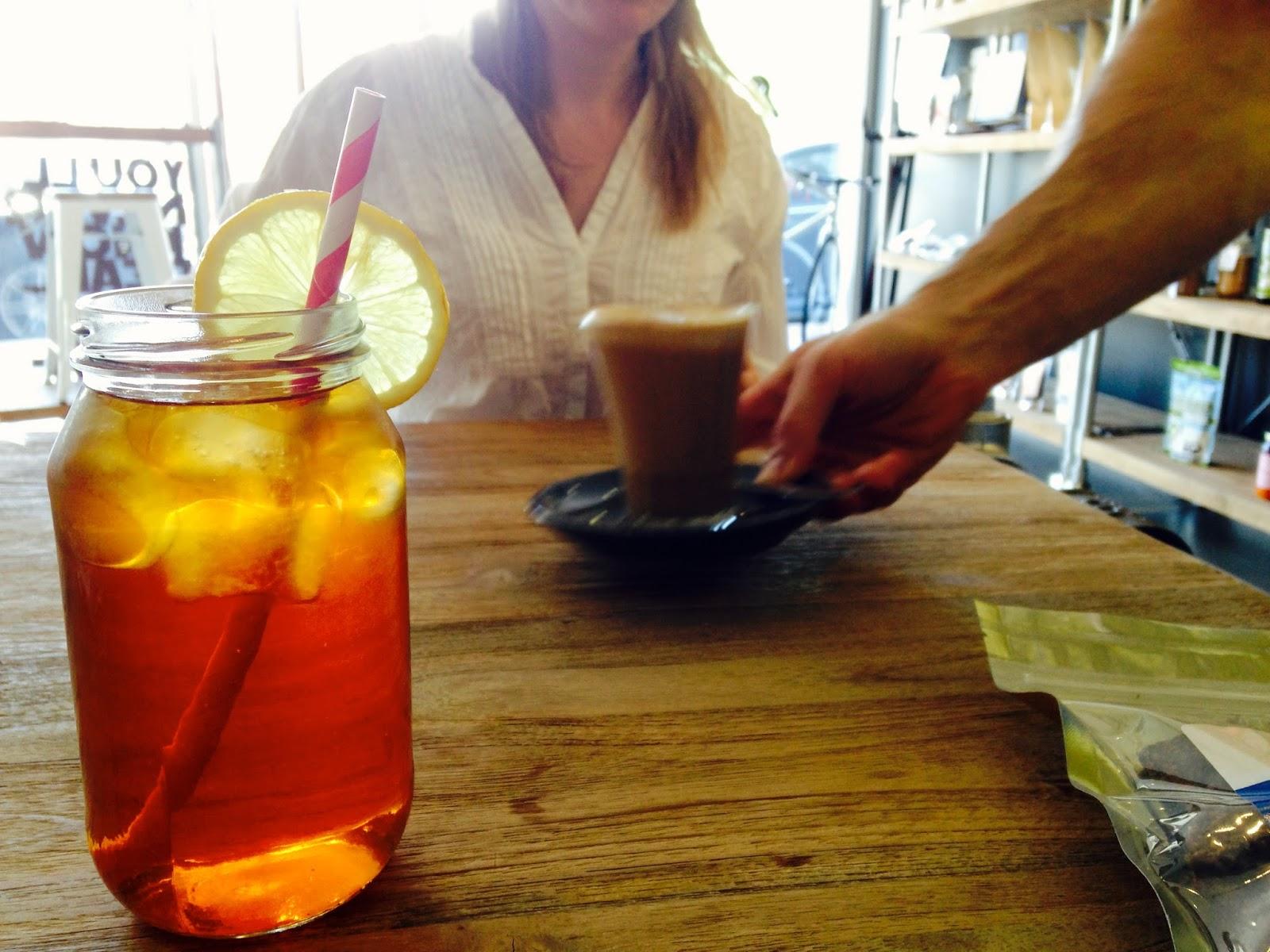 Iced Rooibos tea - Nutrition Republic