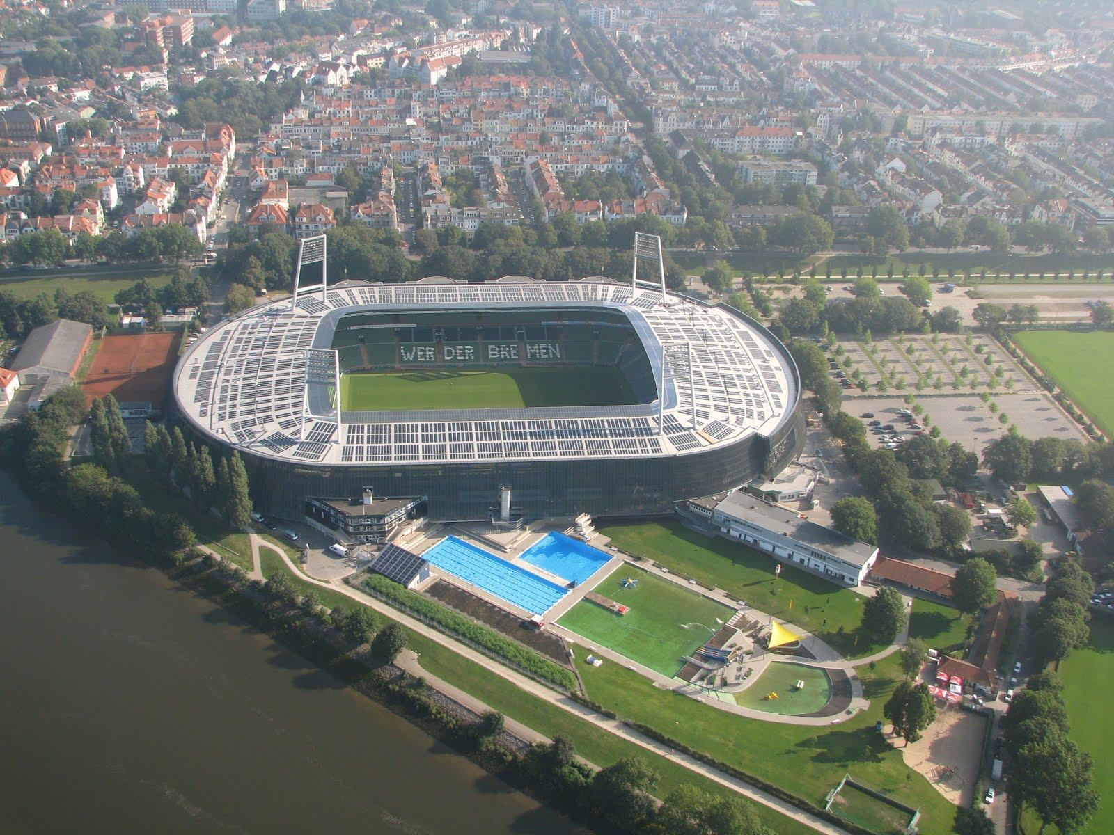 live football stadion werder bremen weser stadion. Black Bedroom Furniture Sets. Home Design Ideas