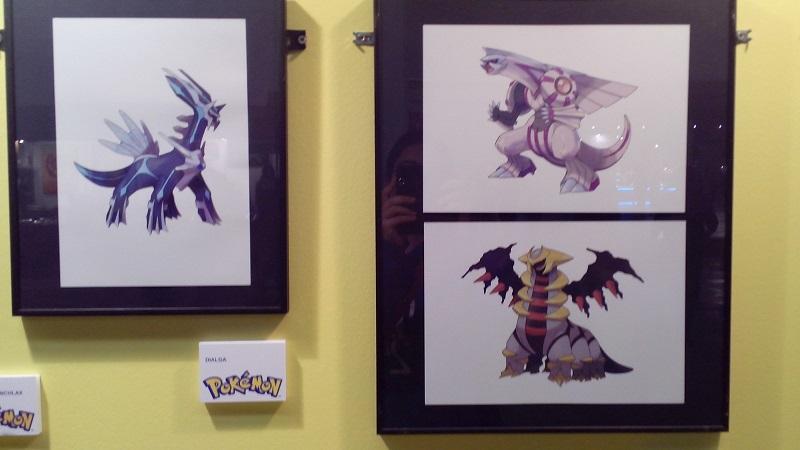 Exposición Pokémon 1