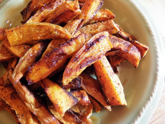 Fries, Sweet potato fries, recipes, superbowl recipes