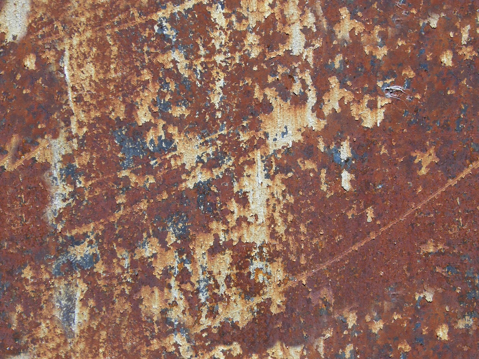 Seamless Rust Texture + (Maps) | Texturise Free Seamless Textures With Maps
