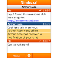 Download Nimbuzz for Mobile