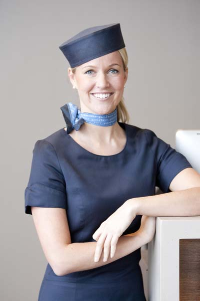 The airline porter airlines world stewardess crews for Porter canada