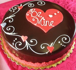 Best Valentine Cake Images : Cake [grrls] cakery: Love The Valentine Cakes Gallery