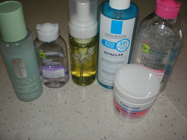 My Cleansing Routine