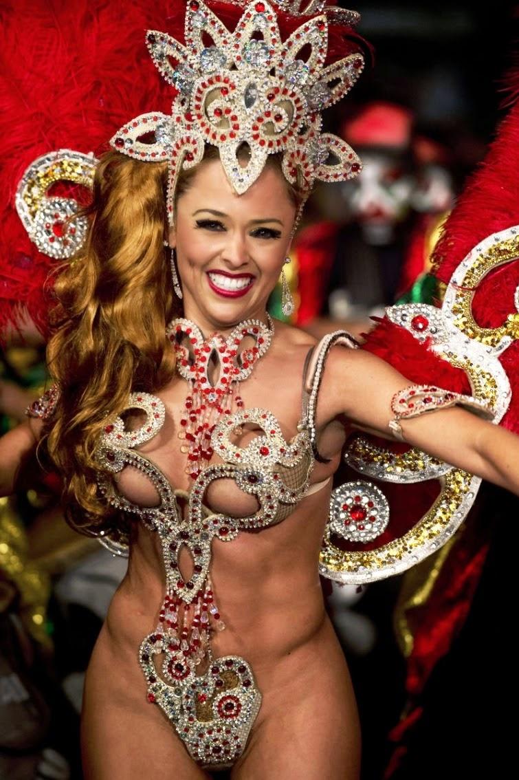 Interesting Green: Samba Dancers 2014 - (6) - Samba sans
