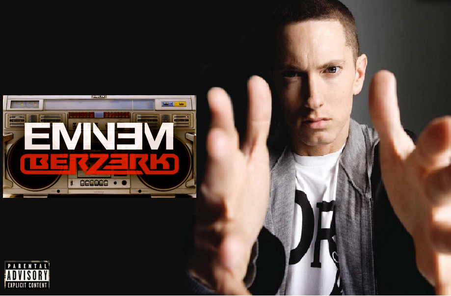 Eminem Berzerk Song Lyrics