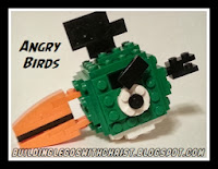 Angry Birds, LEGO Creations, Hal, #LEGO