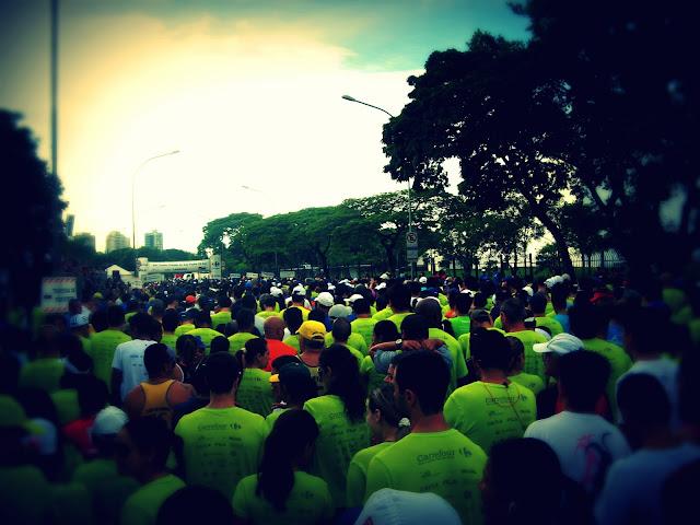 Bloco dos corredores de rua - Ismael Paulo Santos