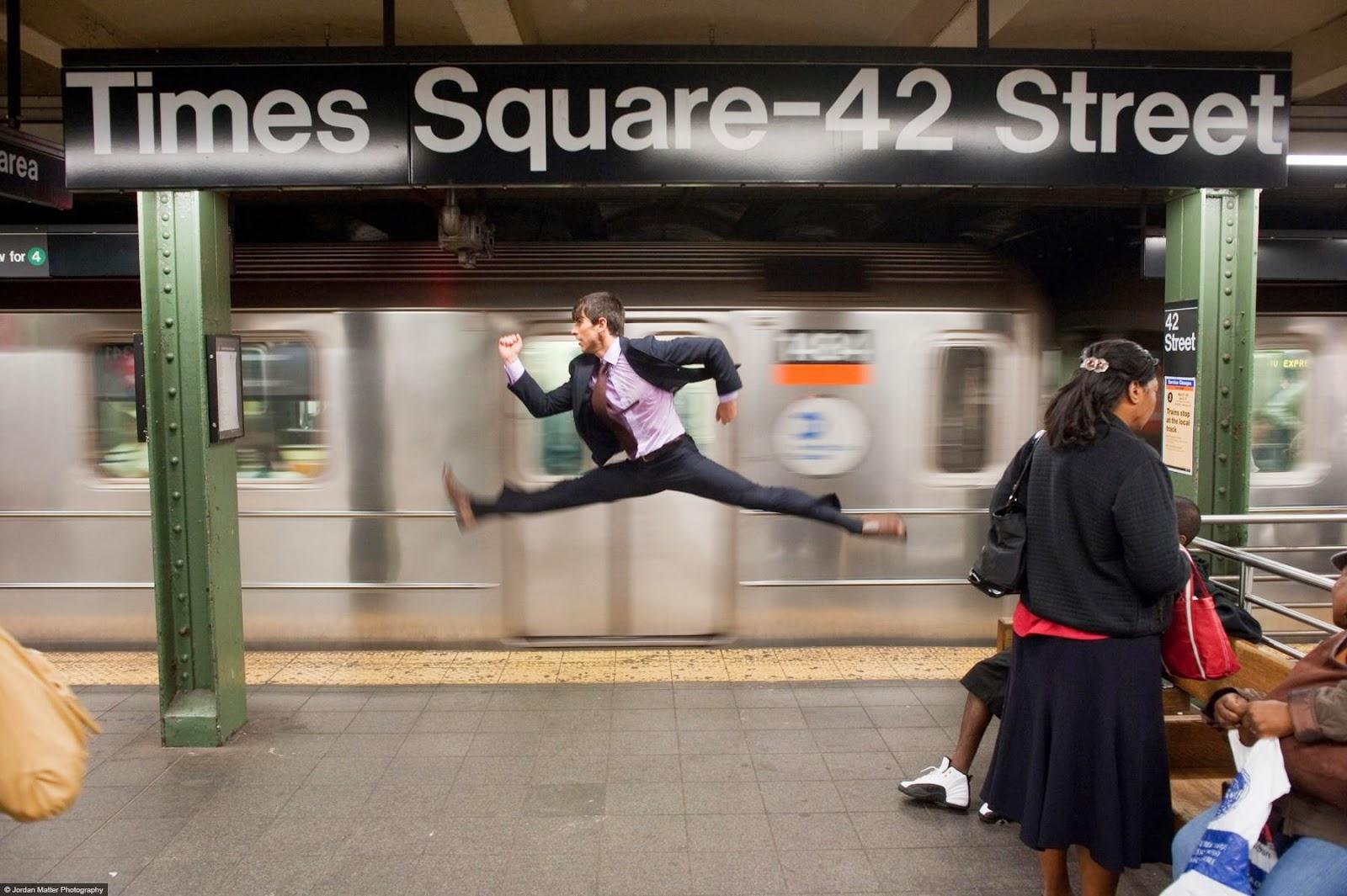 ©Jordan Matter. Dancers among us. Fotografía | Photography