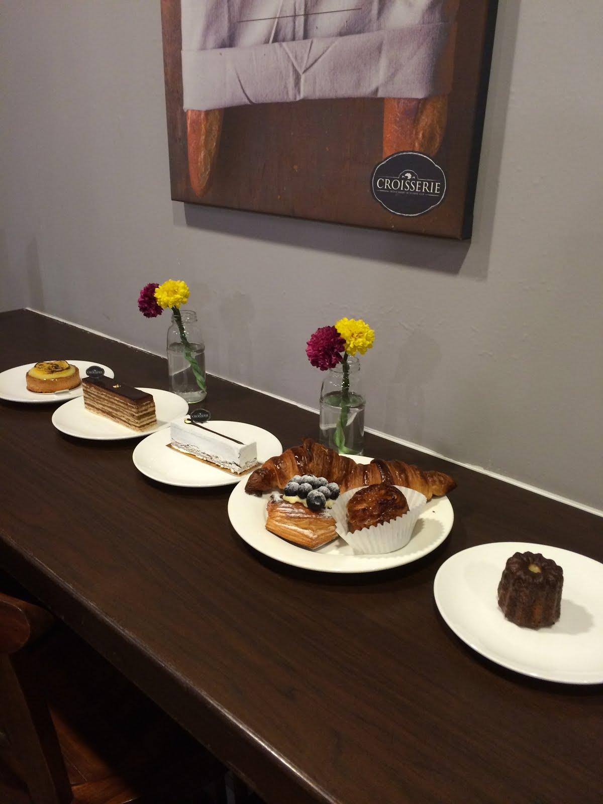 Croisserie Artisan Bakery @ Plaza Damansara