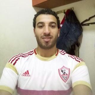 هدف لاعب الزمالك محمد جمال بمباراة الداخلية وإنبي