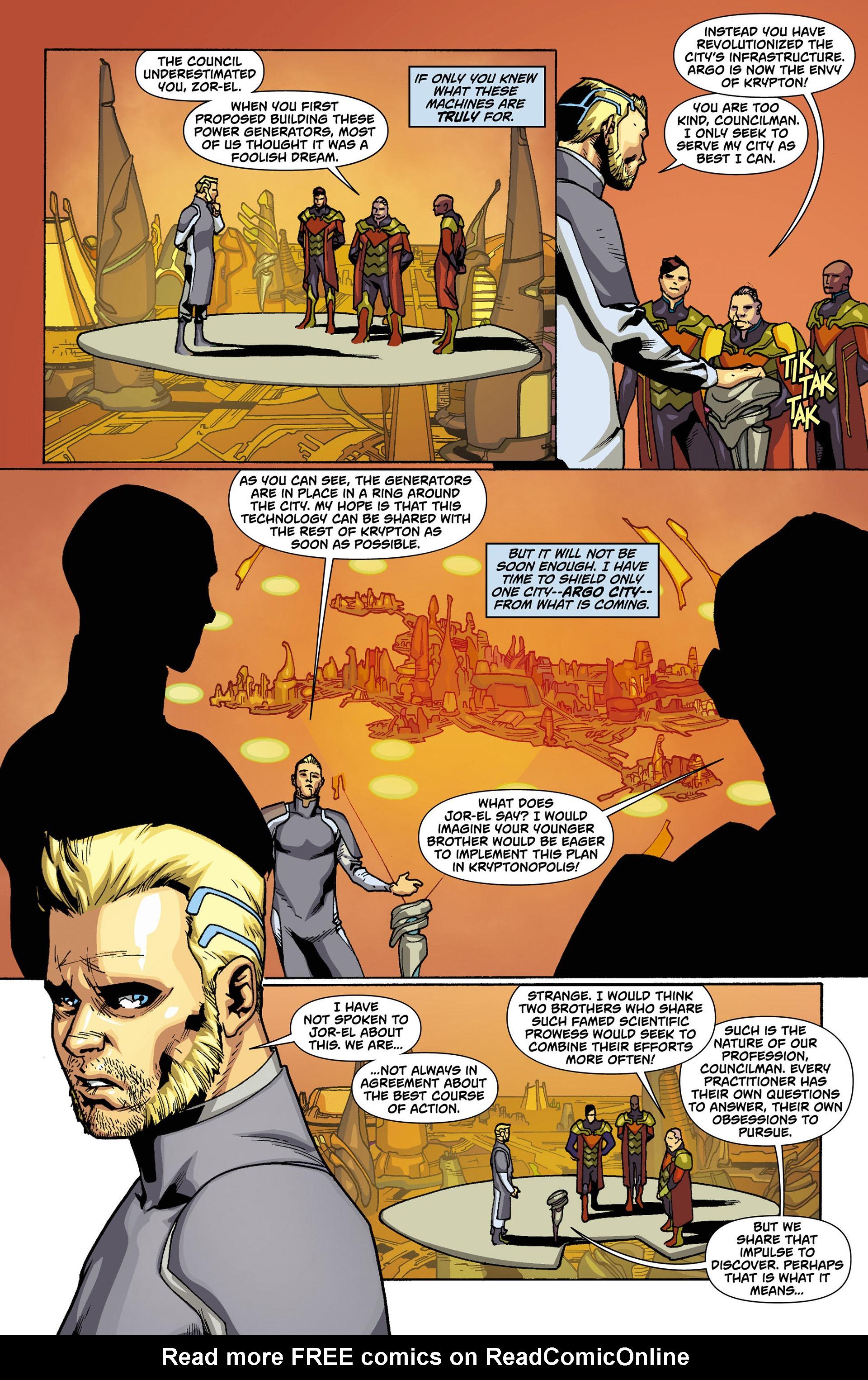 Supergirl (2011) Issue #0 #2 - English 5