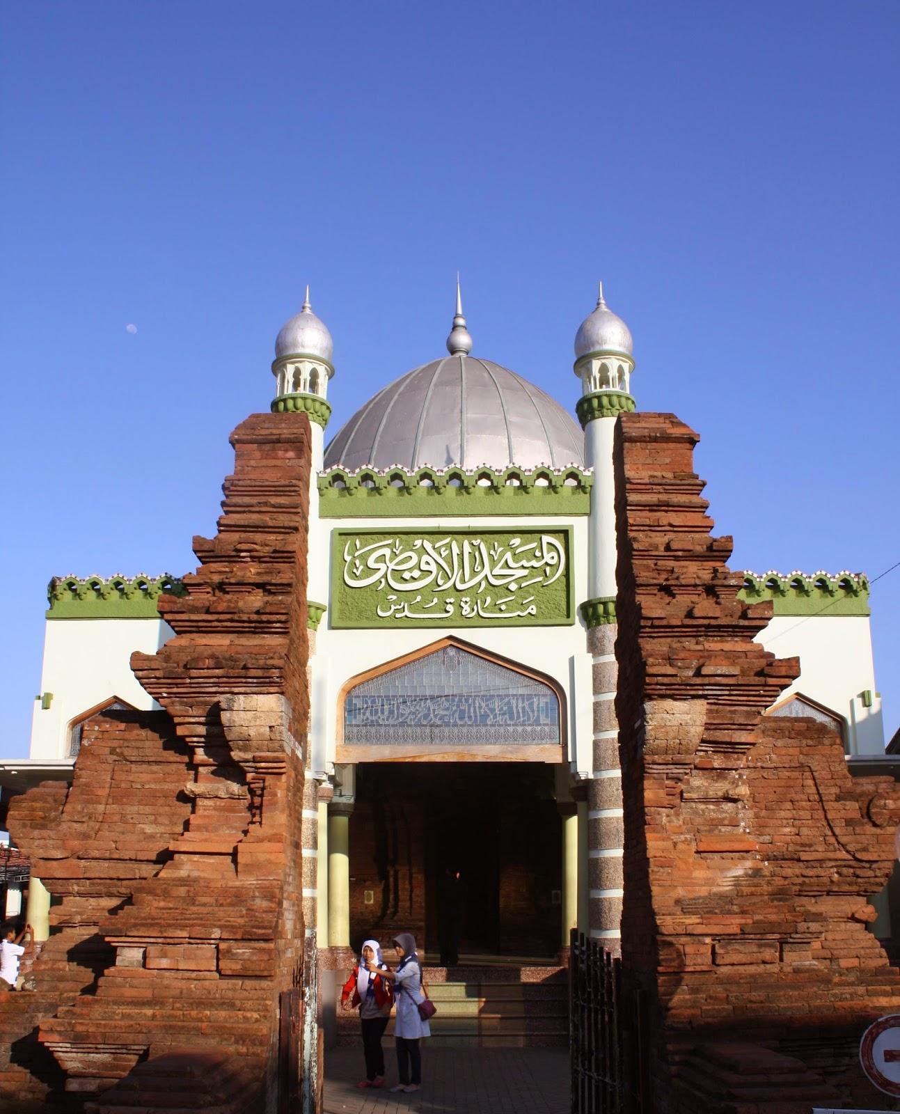 Kudus Indonesia  City new picture : Masjid Menara Kudus Kudus Jawa Tengah GPS Wisata Indonesia