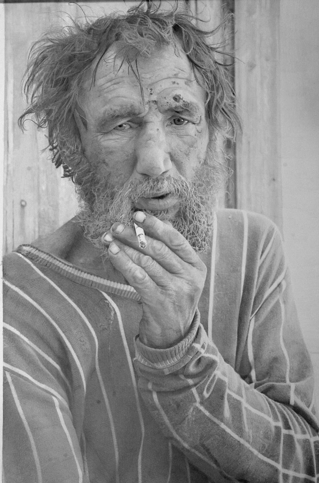 Paul Cadden. Doctor Ojiplático
