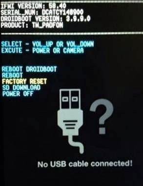 Cara Factory Reset HP Asus Zenfone 4, 5, 6 Android