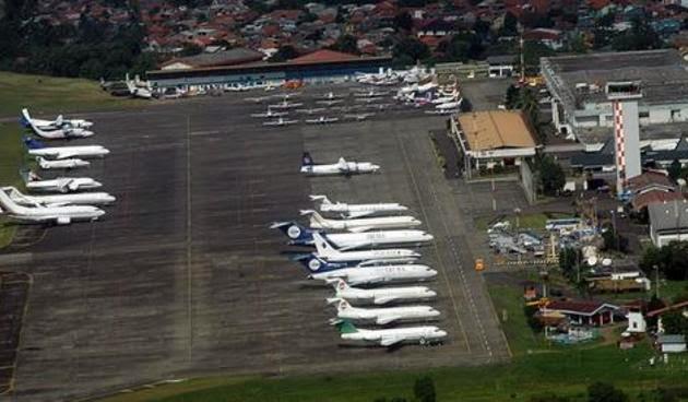 TNI AU Tak Keberatan Halim dijadikan Bandara Komersial