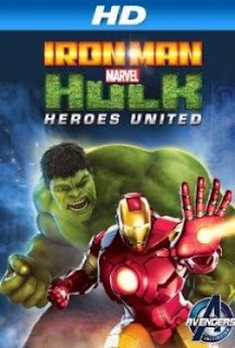Iron Man & Hulk: Heroes United (2013)