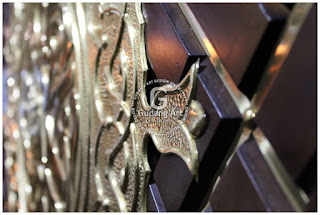 salah pintu masjid terindah di dunia terletak di Madinah