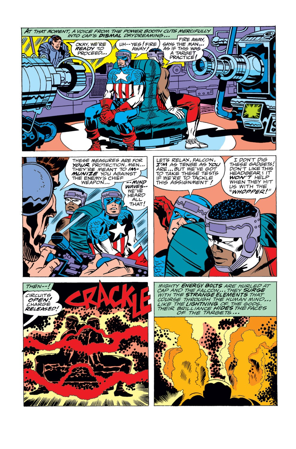 Captain America (1968) Issue #194 #108 - English 4