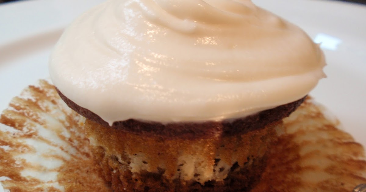 TEST #52: Cheesecake-filled Pumpkin Spice Cupcakes with ...
